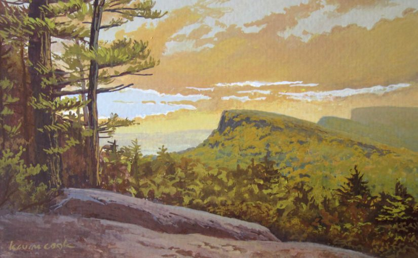 Paintings At Mohonk